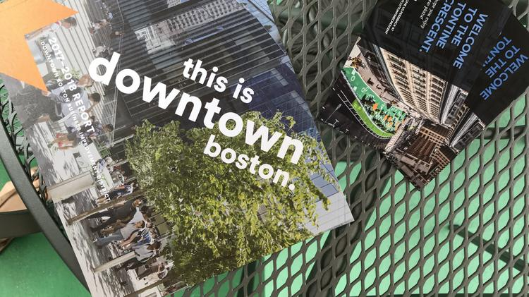 Tontine Crescent, a model for small public spaces in Boston ...