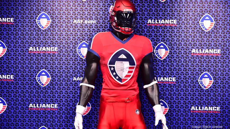 First Look: Alliance of American Football's East division