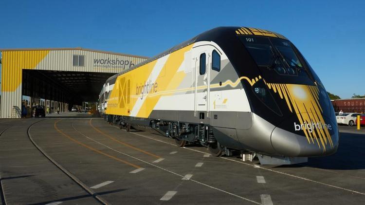 Virgin Trains USA wants to go public - South Florida