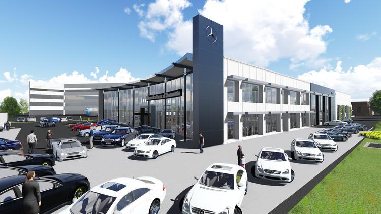 Mercedes Benz Of Sacramento >> Van Housen Automotive Group To Open Mercedes Benz Van