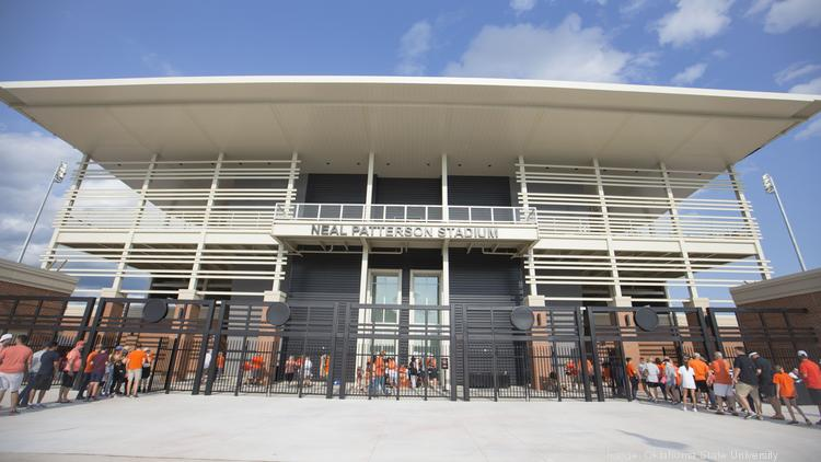 Oklahoma State gets boost from Neal Patterson Stadium