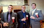 Adam Miller, Bart Gasiorowski, David Ritchie of Veredus Corp.