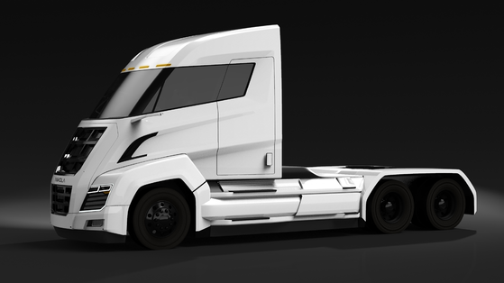 Here S When The World Will Finally See Nikola Motors Hydrogen Electric Semi Truck