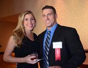 Cari Burris and Brad Pinkert of Nationwide Appraisal Network.