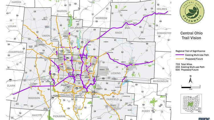 Arts Loop? Doughnut Trail? MORPC Greenways group wants \