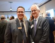 Alex Muellner of the Tampa Bay Business Journal and Alex Orfinger of the Washington Business Journal.