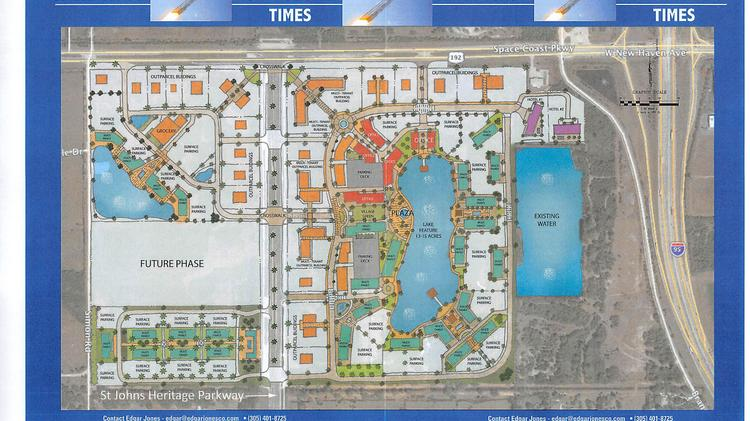 Miami Developer Behind Mega Mall Plans Central Florida Town Center