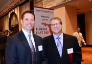 Tom Coletta of American Momentum and Mitch Keller of Spectria.