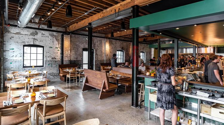 Hot Spots Popol Vuh Brings Refined Mexican Food To