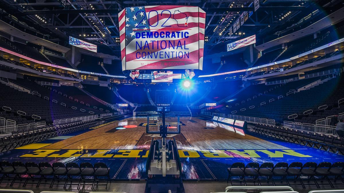 Milwaukee wins 2020 Democratic National Convention - Milwaukee ...