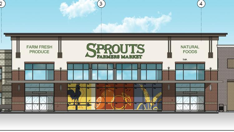 Sprouts Farmers Market plans to open a grocery store in