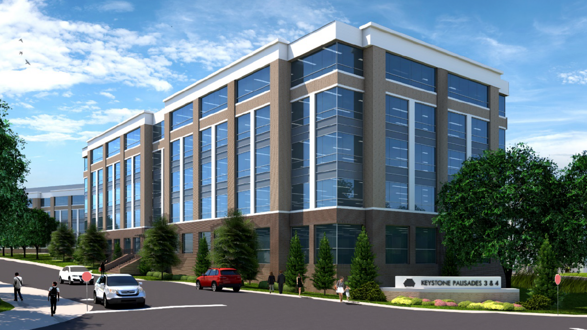 Developer plans office buildings near PNC Arena - Triangle Business