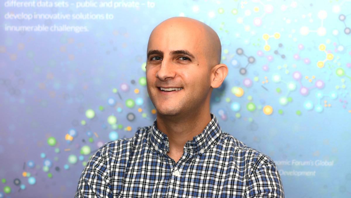 Ryan Cush named first CRO at Austin's Data world, a social network
