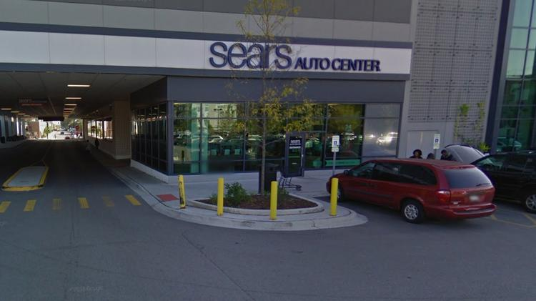Sears expands tire installation deal with Amazon, shares