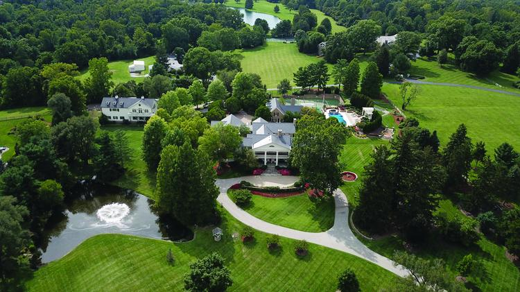 Lindners put longtime home on the market - Cincinnati Business Courier