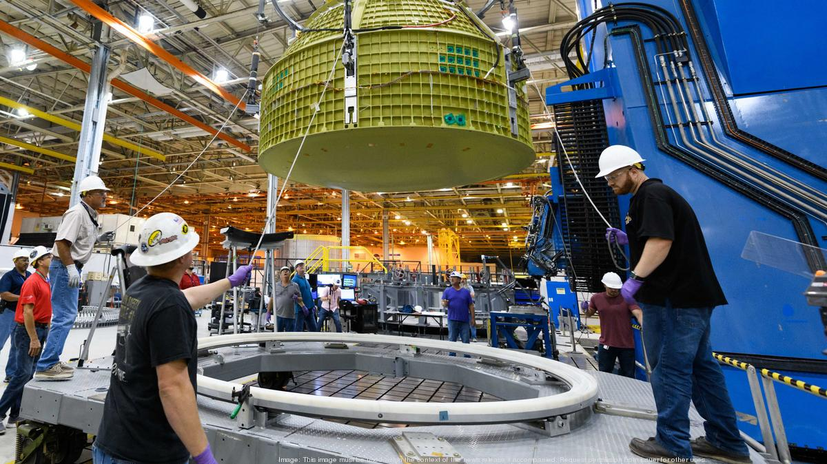 Lockheed Martin Nyse Lmt Prepares For More Nasa Orion Activity At