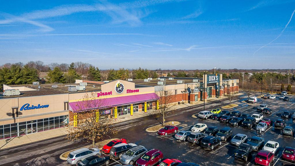 Louisville S Stonybrook South Shopping Center Sold Out Of Foreclosure Louisville Business First
