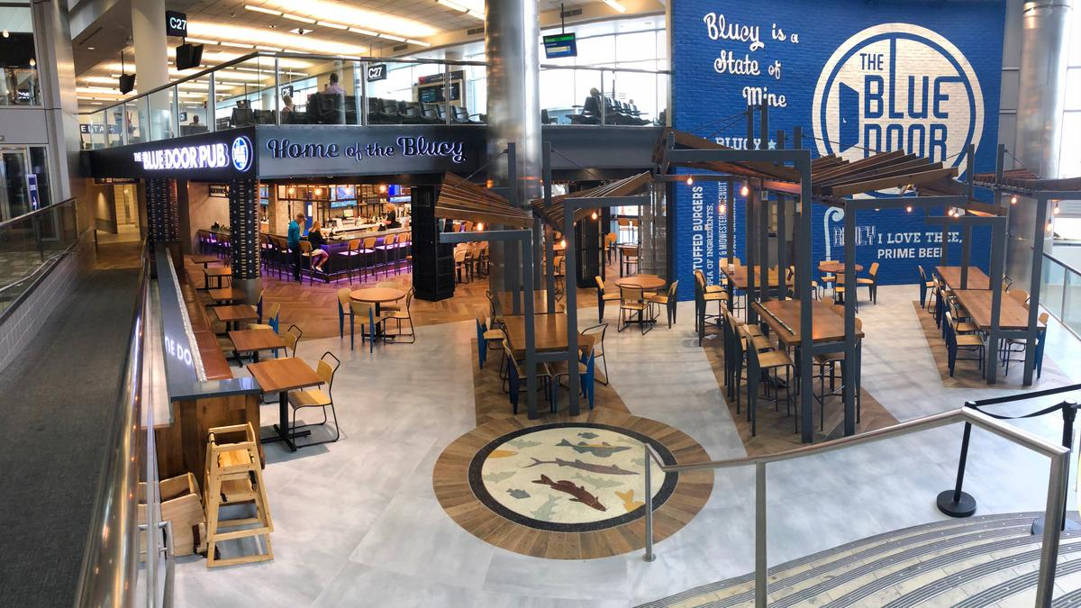 Msp Rolls Out Blue Door Pub Among Other New Restaurants In