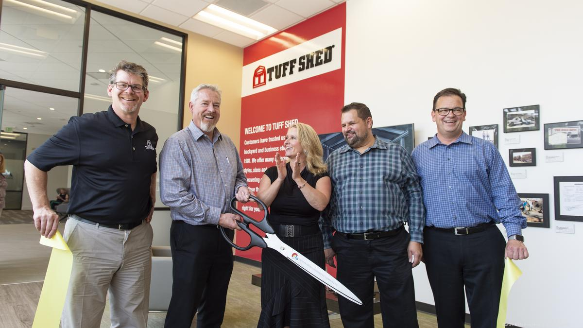 Behind the deal: Tuff Shed CEO Tom Saurey talks acquisition