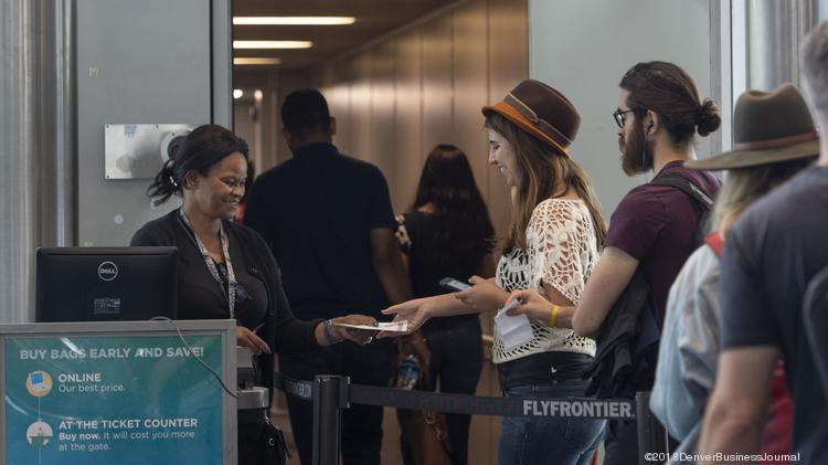 Frontier Airlines grows revenue and destinations but