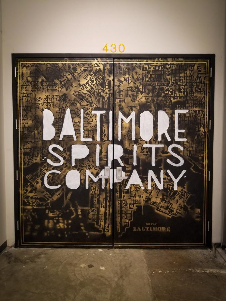 Baltimore Whiskey Co Changes Name Sets Union Collective