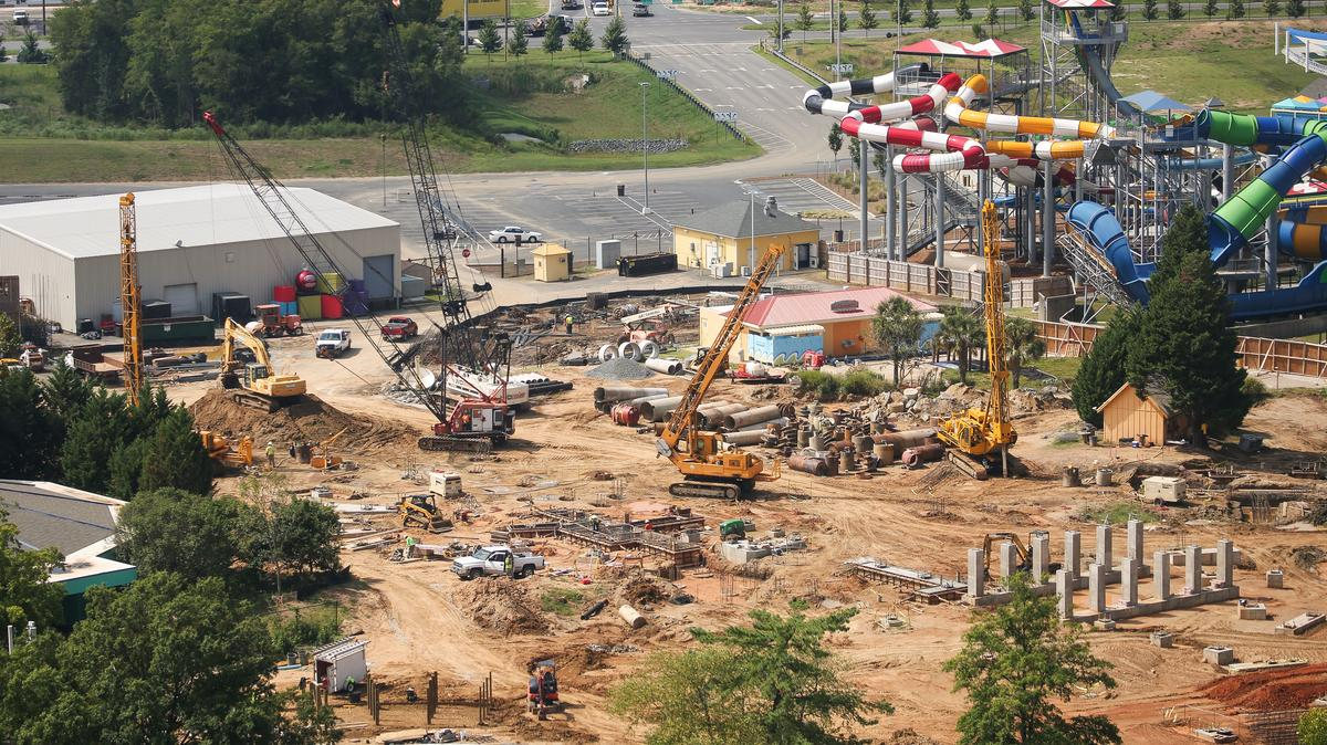 Carowinds future bright in Charlotte region, but details of other