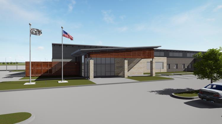 Fort Bend County breaks ground on $21M transit center