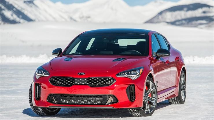 Automotive Minute 2018 Kia Stinger Not The German Sports Car