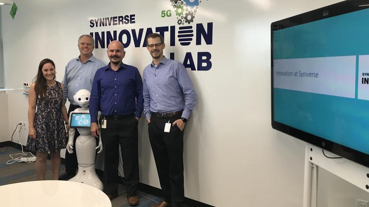 OZK Labs, Syniverse Innovation Lab are key to talent in