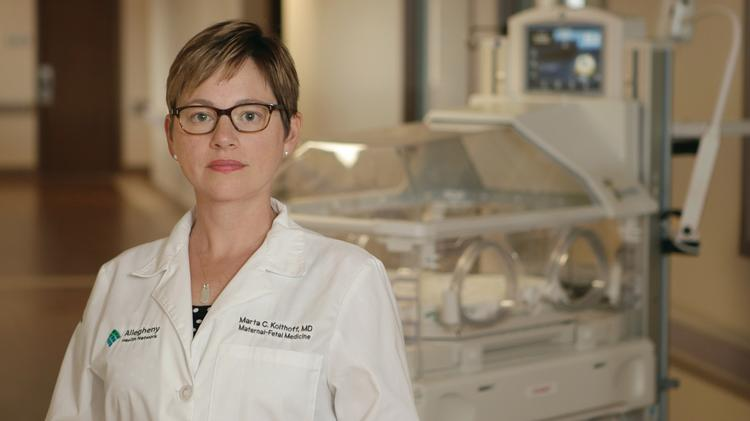 Pittsburgh Health Care Heroes award winner: Dr  Marta