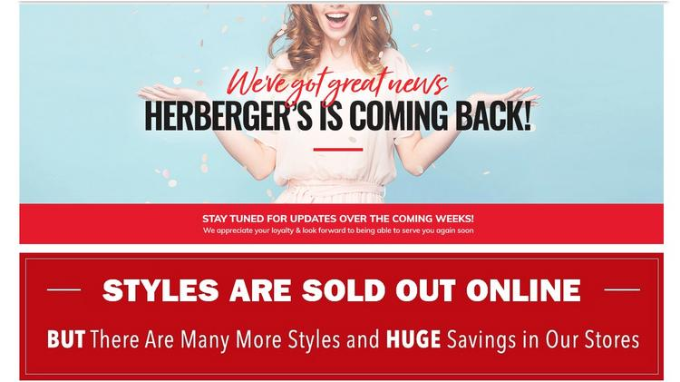 c3d3e17ad8 Herberger s stores could return under new owner - Minneapolis   St ...