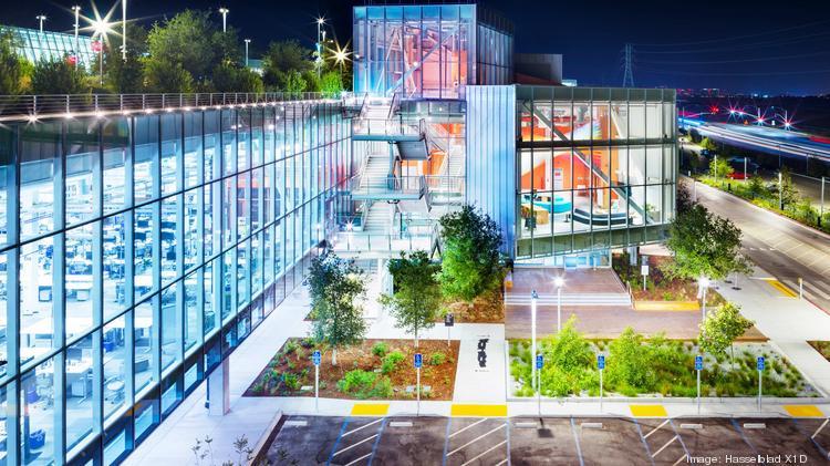 Facebook completes Frank Gehry-designed MPK 21 Menlo Park