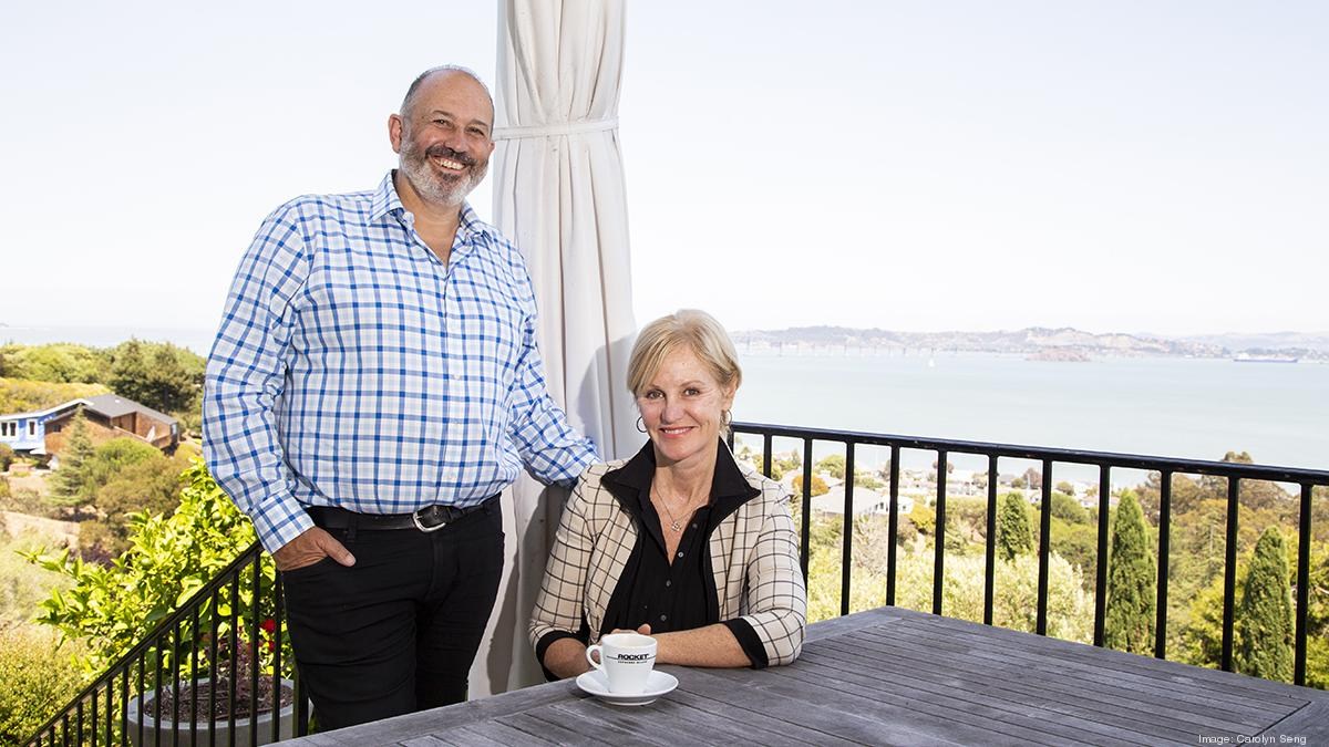 Upstart 50: Alison Davis and Matthew Le Merle - San ...