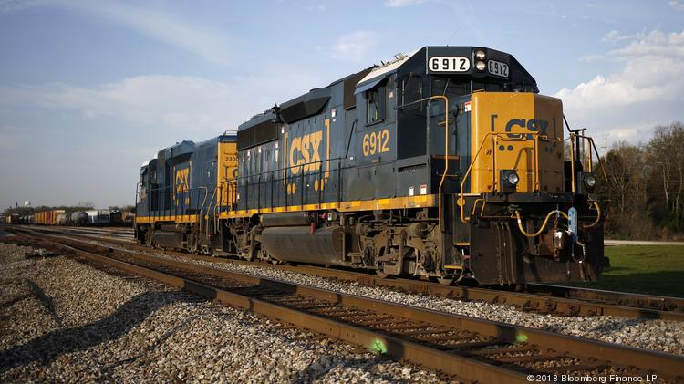 CSX looking to shed more than 1,100 miles of track