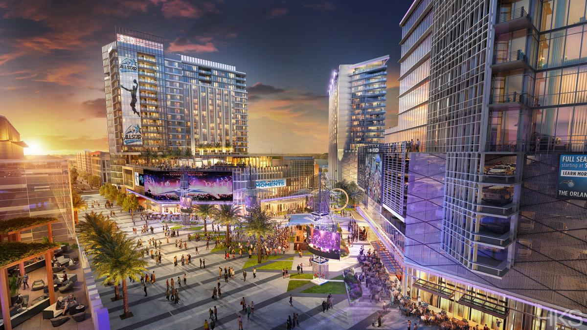 Orlando Magic CEO: Demolition for $200M downtown complex kicks off in spring - Orlando Business Journal