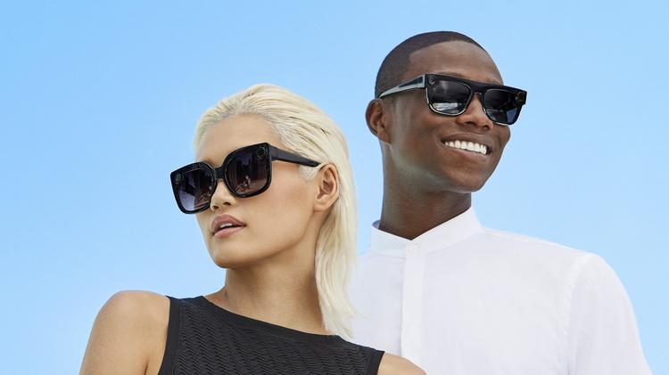 "638ab3b5ea Snap has released two new styles of its video sunglasses dubbed ""Nico"" and """