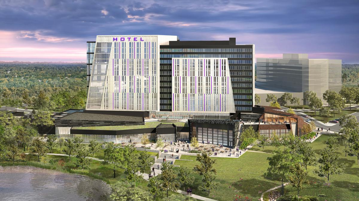 Mv Eagan Ventures Is Planning A Four Start 320 Room Hotel