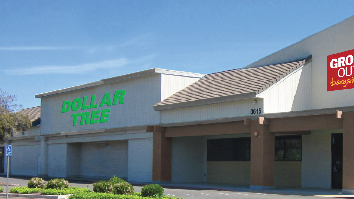 Grocery Outlet, Dollar Tree planned in center bought by