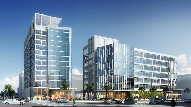 a 170000 square foot office building is planned at metropica in sunrise