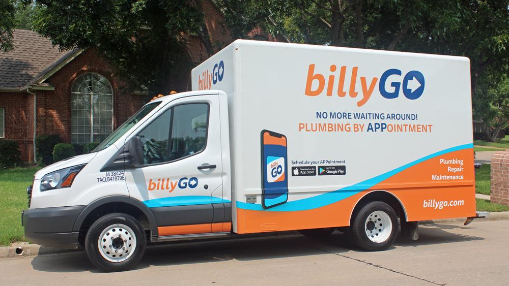 billyGO brings Uber-like tools to the fix-it industry - Dallas