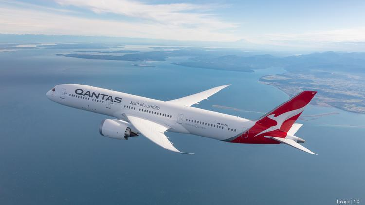 Qantas will fly nonstop from Australia to Chicago next year