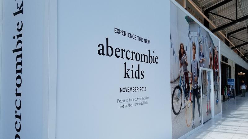 224e8b6c3eeb Abercrombie Kids prototype stores coming - Bizwomen