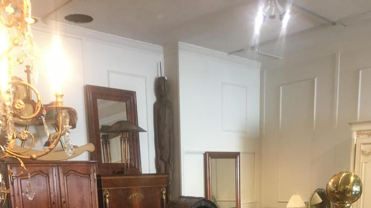 Items For Sale Include Approximately 40 Pieces Of Furniture Removed From  The Pillsbury Mansion.