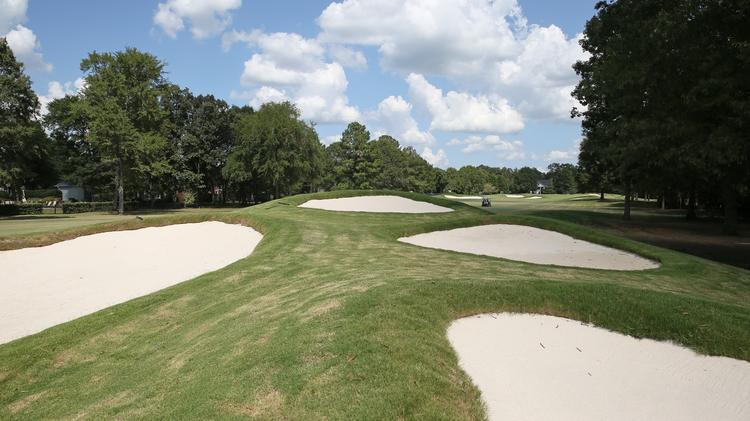 Photos Greensboro Architect Mcconnell Golf Give Charlotte Course