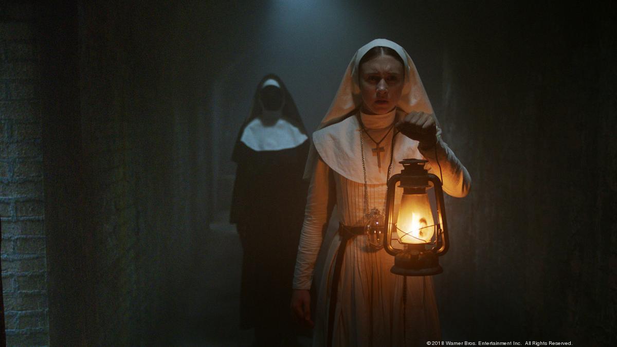 3d4bbb2ef307e The Nun  continues Warner Bros.  box-office winning streak - L.A. Biz