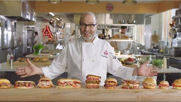 Arby's picks comedian H. Jon Benjamin to alter its roast beef-only ...