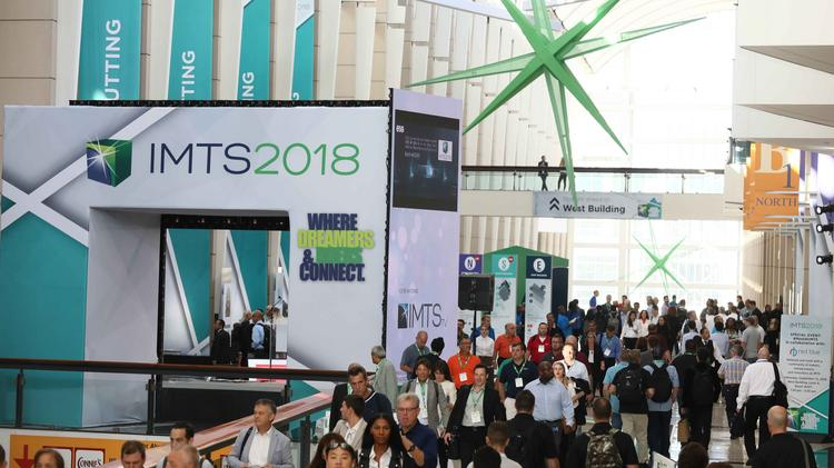 International Manufacturing Technology Show breaks records