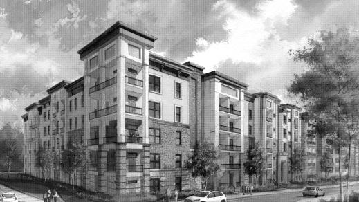 Developer Buys Land For Durham Orange Light Rail Apartments On U S