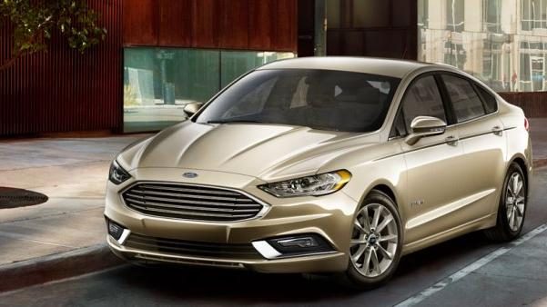 Motor Mondays A Final Hurrah For Ford Fusion Hybrid Phoenix