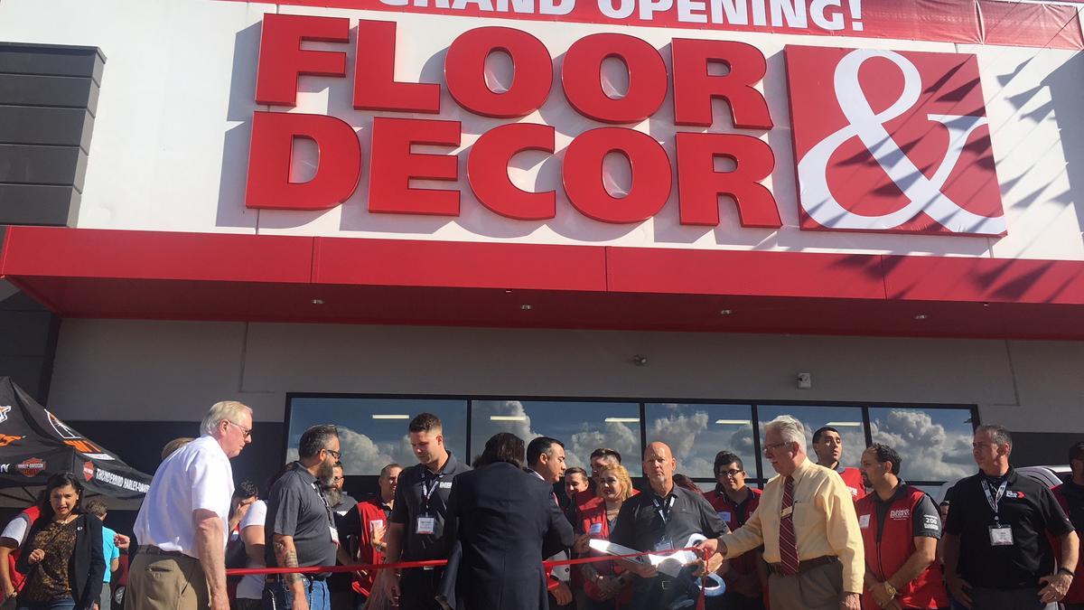 Floor & Decor opens - Albuquerque Business First